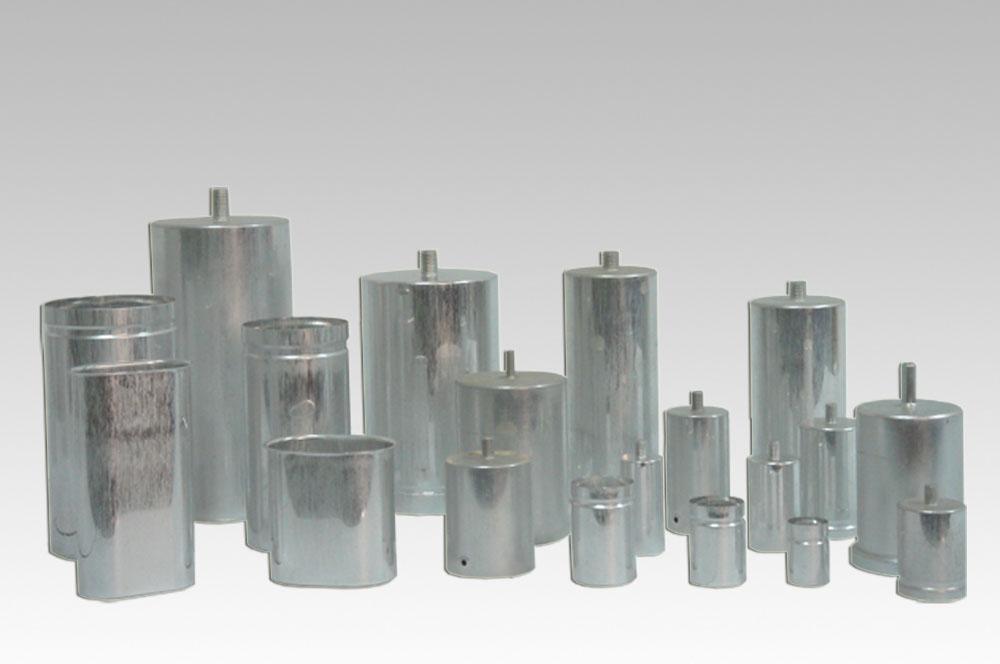 Aluminum Impact Extrusion Custome Design M1 Series|KH Metal